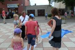 Tuchlovické náměstí patřilo v sobotu dětem